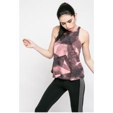 Adidas PERFORMANCE - Top - rózsaszín