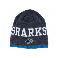 Adidas San Jose Sharks TĂŠli sapka NHL Heather Beanie