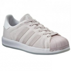Adidas Superstar Bounce Unisex sportcipő, Ice Purple/White, 36.5 (BB2293-9)