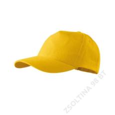 ADLER 5P ADLER sapka unisex, sárga