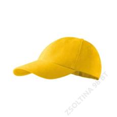 ADLER 6P ADLER sapka unisex, sárga