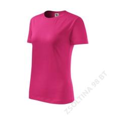 ADLER Basic ADLER pólók női, bíborszín