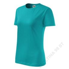 ADLER Basic ADLER pólók női, smaragdzöld