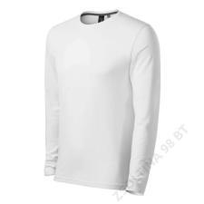 ADLER Brave Pólók férfi, fehér férfi póló