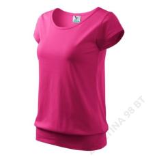 ADLER City ADLER pólók női, bíborszín