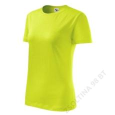 ADLER Classic New ADLER pólók női, lime szin