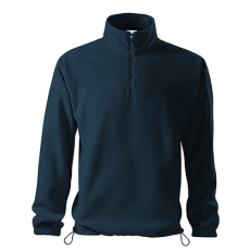 ADLER Férfi fleece felső Horizon - Námořní modrá   S