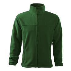 ADLER Férfi fleece felső Jacket - Lahvově zelená | XL
