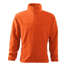 ADLER Férfi fleece felső Jacket - Oranžová | L