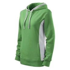 ADLER Kangaroo női pulóver, zöld, 280g/m2