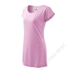 ADLER Love ADLER póló/ruha női, rózsaszín