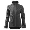 ADLER Női kabát Softshell Jacket - Ocelově šedá | XS