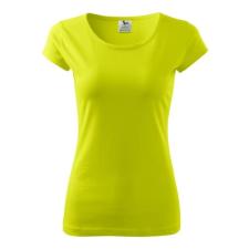 ADLER Női póló Pure - Limetková | M női póló