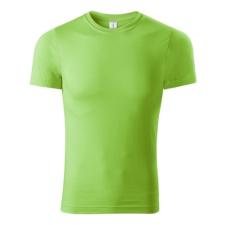 ADLER Paint Póló - Apple green | XS férfi póló