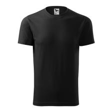 ADLER Póló Element - Černá | M férfi póló