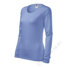 ADLER Slim ADLER pólók női, égszínkék