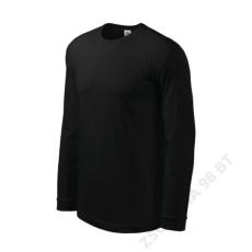 ADLER Street LS ADLER pólók férfi, fekete