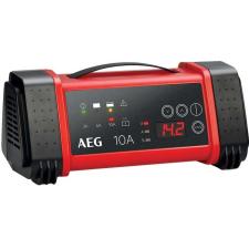 AEG – mikroprocesszoros akkumulátor töltő 10A, 12/24V, LT10 barkácsolás, csiszolás, rögzítés