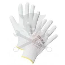 AERO Gloves Kesztyű Buck fehér AERO poliuretán tenyér 08-as M-es M/7 (PTAE-M)