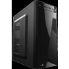 Aerocool CS-1101 Midi-Tower - fekete