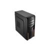 Aerocool V2X Orange Edition Midi-Tower fekete/narancssárga (EN52674)