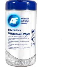 AF Tisztítókendő, fehértáblához, 100 db, AF higiéniai papíráru