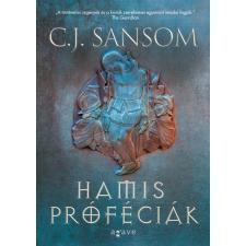 Agave C. J. Sansom - Hamis próféciák I-II. (új példány) irodalom