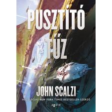 Agave John Scalzi - Pusztító tűz (új példány) irodalom