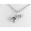 Agrianna Cuki mini zsiráf ezüst medál