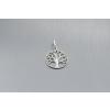 Agrianna Ezüst medál életfa