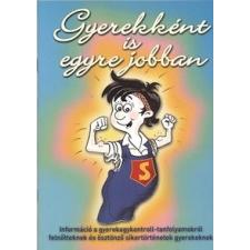 Agykontroll Kft. Gyerekként is egyre jobban ajándékkönyv