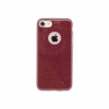 Aiino - Glitter Case for iPhone 7 and iPhone 8 - Premium - Red