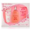 Aire Sevilla Női Parfüm Szett Agua Rosas Aire Sevilla (3 pcs) (3 pcs)