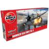 AIRFIX Classic Kit repülőgép A06105 - Hawker Sea Fury FB.II (1:48) - új forma