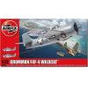 AIRFIX Grumman Wildcat F4F-4 repülő makett A02070