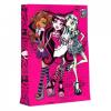 ajándéktáska maxi nagy Monster High - rózsaszín