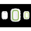 AJAX _Button_WH - Vezeték nélküli vezérlő és pánik gomb fehér (fehér)