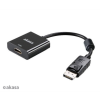 Akasa Displayport - HDMI adapter - AK-CBDP06-20BK (AK-CBDP06-20BK)