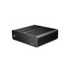 Akasa Euler T Thin Mini-ITX Fekete OEM (A-ITX18-M1B)