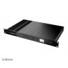 Akasa Galileo TU1 Thin-Mini-ITX 1U ház, OEM - fekete