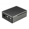 Akasa Raspberry Pi Fekete (A-RA01-M1B)