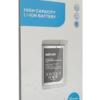 Akkumulátor, Astrum, iPhone készülékhez, AIP5S Apple iPhone 5S kompatibilis APN független akkumulátor 1560mAh, prémium minőség