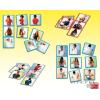 Akros Elöl, hátul, oldalt - kártyák