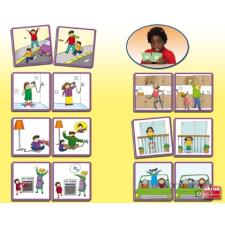Akros Helyes viselkedés kártyák: biztonság és megelőzés szórakozás