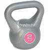 Aktivsport Kettlebell 2 kg műanyag bevonattal Aktivsport