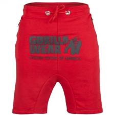 ALABAMA DROP CROTCH SHORT - RED (RED) [M] férfi nadrág