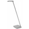 """ALBA Asztali lámpa, LED, 6 W, ALBA """"Ledmy"""", ezüst"""