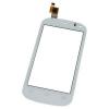 Alcatel One Touch 4033 Pop C3 fehér érintő