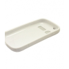Alcatel OT-4015D Pop C1, TPU szilikon tok, S-Line, fehér
