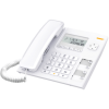 Alcatel T56 fehér vezetékes telefon